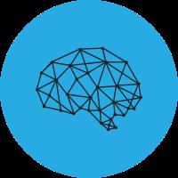 practice icon - brain
